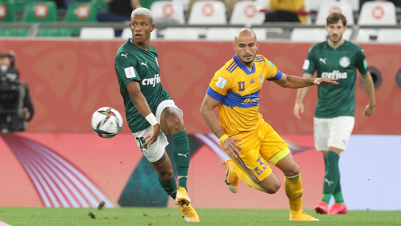 Palmeiras está fora do Mundial Foto: Cesar GrecoImage caption