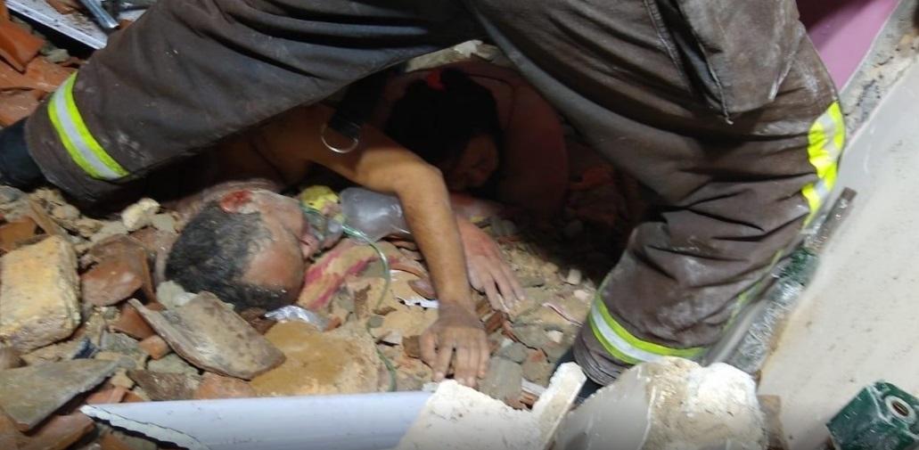 Explosão derruba sete casas e deixa quatro mulheres mortas em Natal - Imagem 2