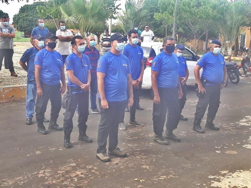 Milton Brandão: Prefeito Evangelista Resende, cria, equipa e entrega Secretaria Municipal de Segurança a população  - Imagem 11