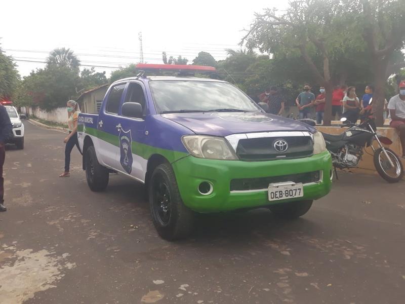 Milton Brandão: Prefeito Evangelista Resende, cria, equipa e entrega Secretaria Municipal de Segurança a população  - Imagem 16