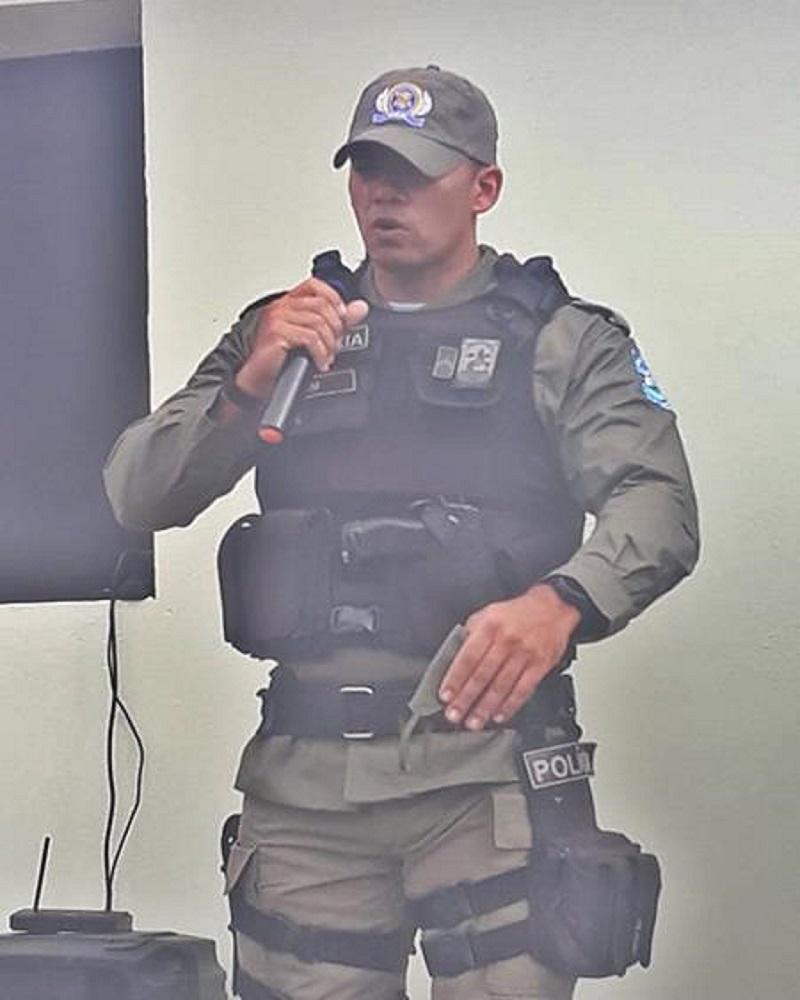 Milton Brandão: Prefeito Evangelista Resende, cria, equipa e entrega Secretaria Municipal de Segurança a população  - Imagem 4
