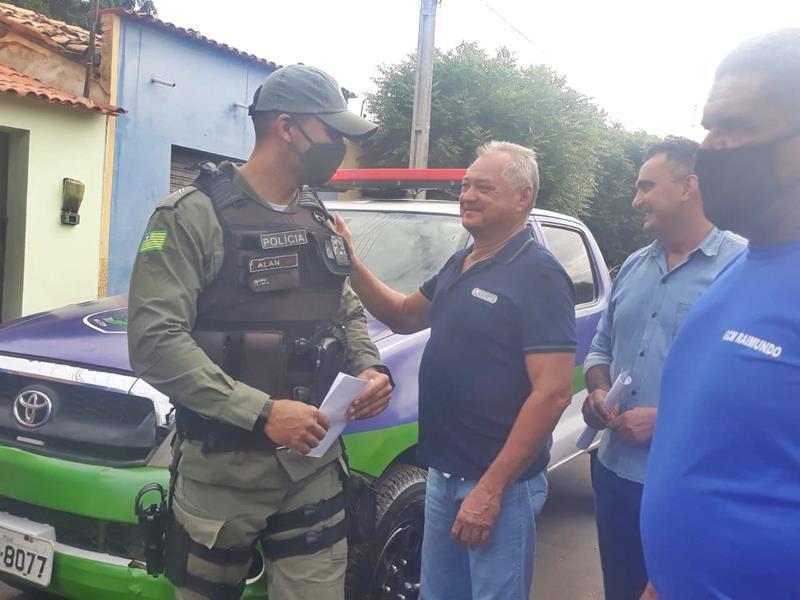Milton Brandão: Prefeito Evangelista Resende, cria, equipa e entrega Secretaria Municipal de Segurança a população  - Imagem 10