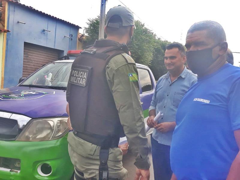 Milton Brandão: Prefeito Evangelista Resende, cria, equipa e entrega Secretaria Municipal de Segurança a população  - Imagem 20