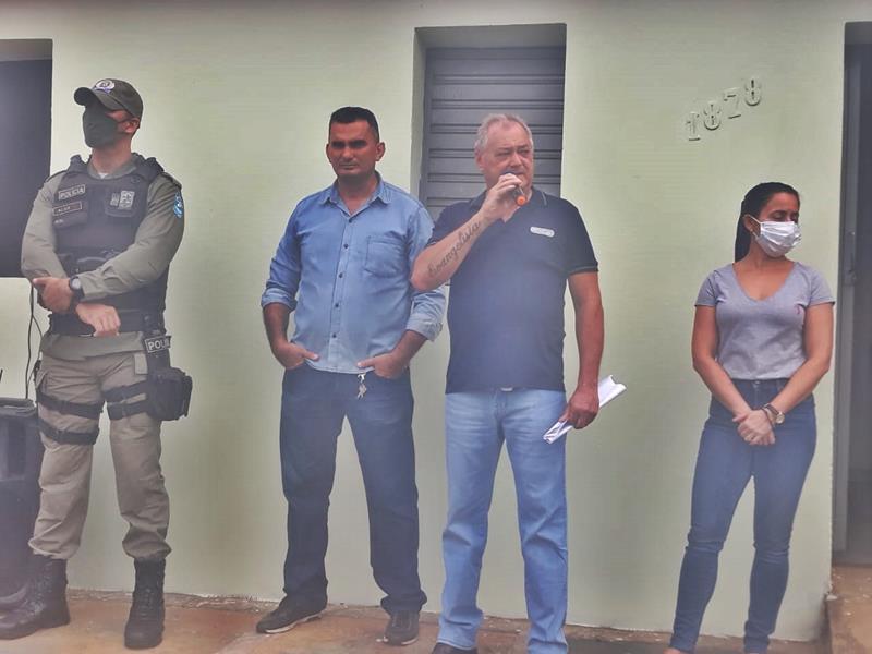 Milton Brandão: Prefeito Evangelista Resende, cria, equipa e entrega Secretaria Municipal de Segurança a população  - Imagem 8
