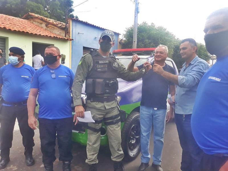 Milton Brandão: Prefeito Evangelista Resende, cria, equipa e entrega Secretaria Municipal de Segurança a população  - Imagem 17