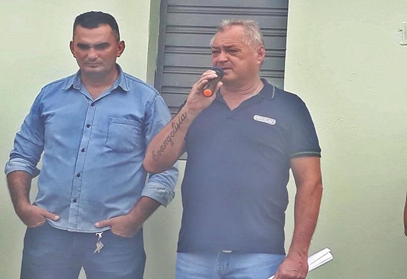 Milton Brandão: Prefeito Evangelista Resende, cria, equipa e entrega Secretaria Municipal de Segurança a população  - Imagem 6