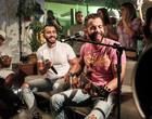 "Rafa e Pipo Marques lançam projeto audiovisual ""Axé em Samba"""