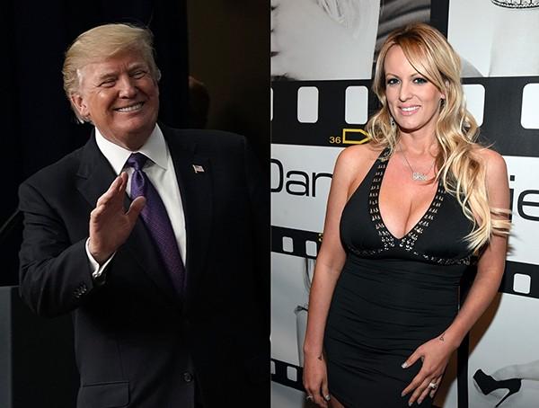 """Atriz pornô sobre sexo com Trump: """"Piores 90 segundos da minha vida"""""""