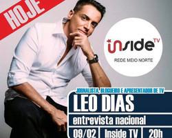 Entrevista Nacional com Leo Dias