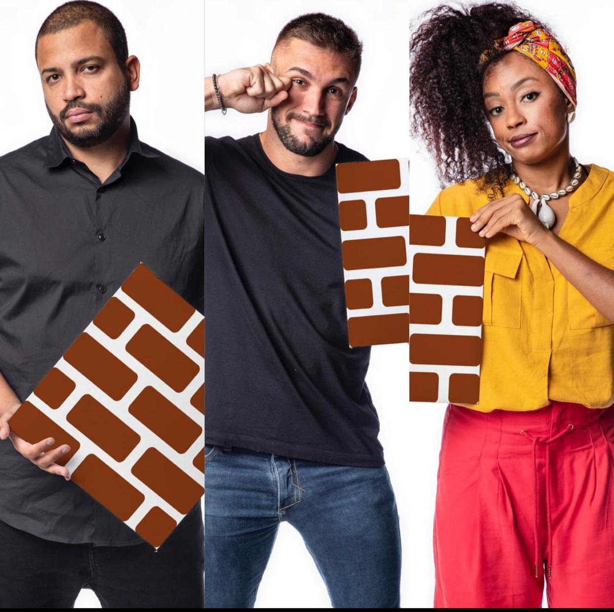 BBB21: Arthur, Lumena e Projota estão no quinto paredão do reality - Imagem 1