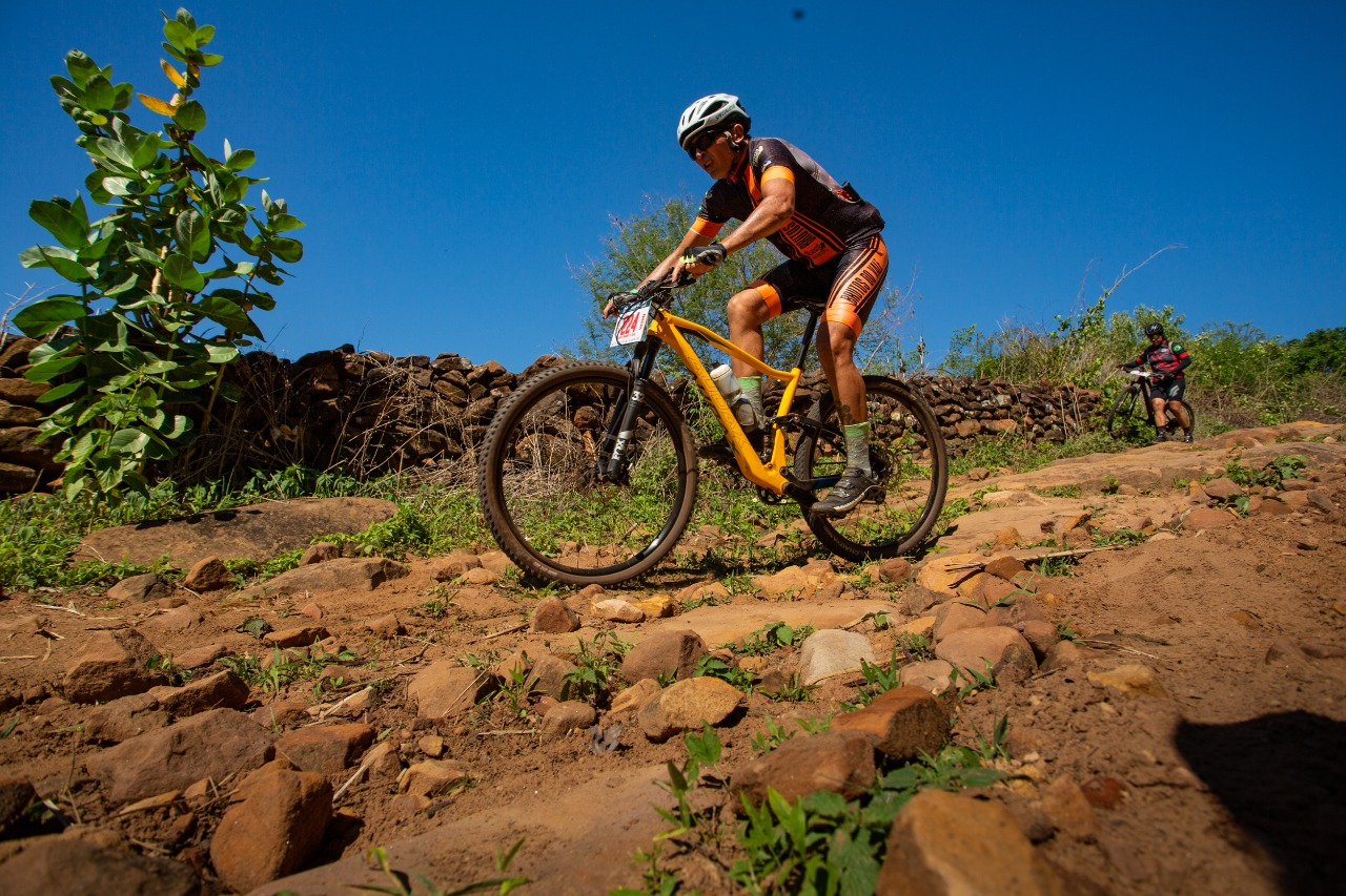 A edição 2021 da Picos Pro Race contará com quatro percursos que vão de 20 a 100 quilometros de trilhas desafiadoras