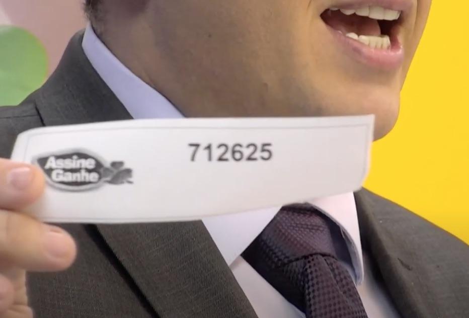 Assine Ganhe: 166ª assinante é sorteada com R$ 5.000,00; assista! - Imagem 2