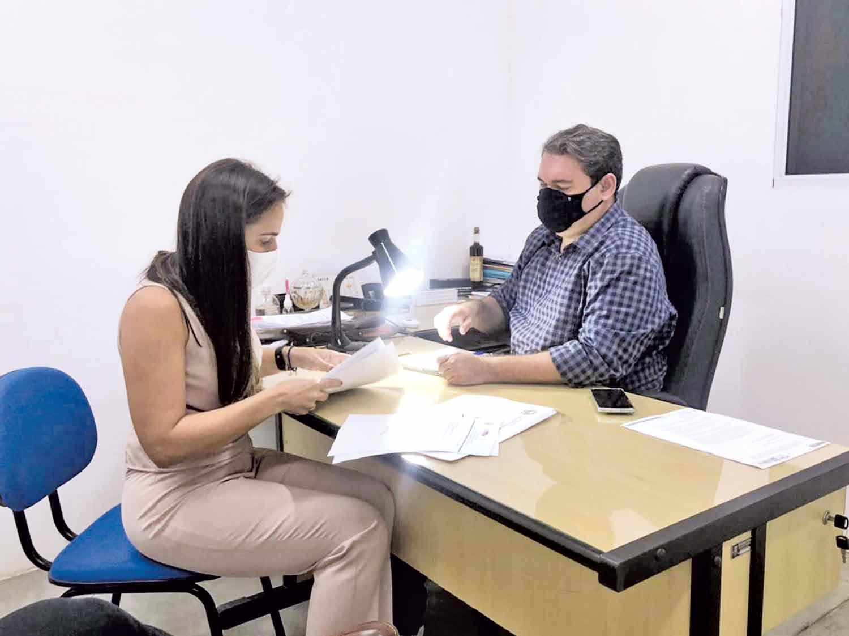 Vereadora Elzuila vai revitalizar lavanderia da Ladeira do Uruguai - Imagem 1