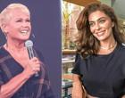 Xuxa  e Juliana Paes podem assumir atrações de Faustão na Globo