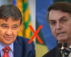 Duelo: W.Dias rebate post de Bolsonaro e Ciro Nogueira sai em defesa do presidente