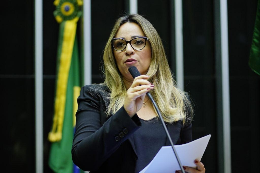 Rejane Dias assume Presidência da Comissão dos Direitos da Pessoa com Deficiência