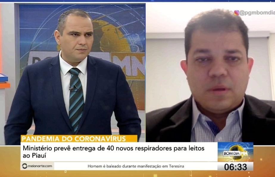 Covid-19: Piauí tem 73 pessoas na fila de espera por leitos clínicos e de UTIs - Imagem 1