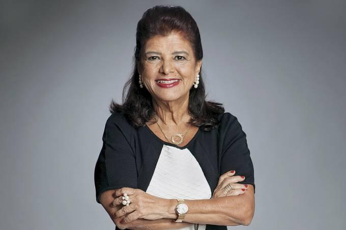 Luiza Helena Trajano, presidente do Magazine Luiza - Foto: Divulgação