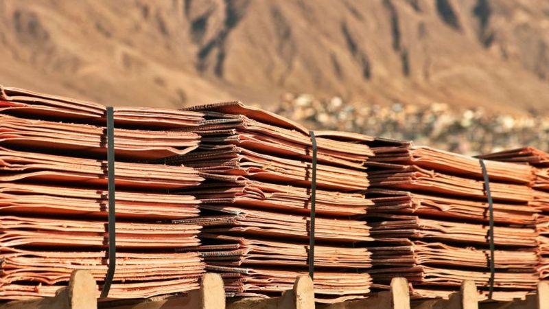 Fraude milionária: empresa recebe pedra em vez de cobre (Foto: divulgação)