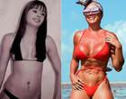 Juju Salimeni surpreende ao postar foto do corpo antes dos músculos
