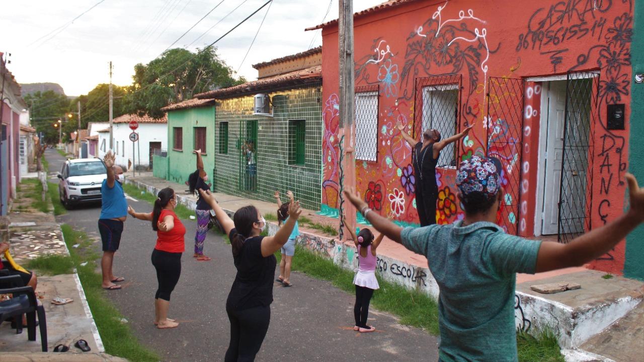 Casarão Cultural, Rua das Flores - Foto: Vicente de Paula