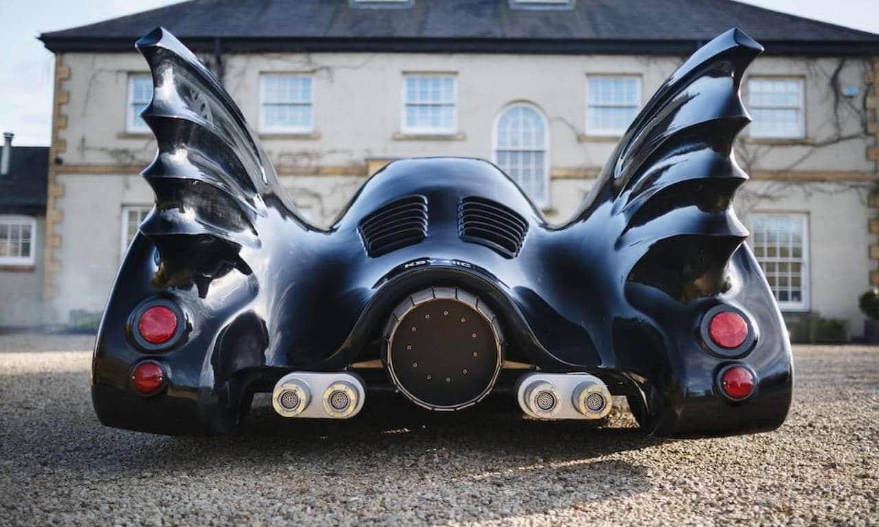 Batmóvel (Foto: reprodução)