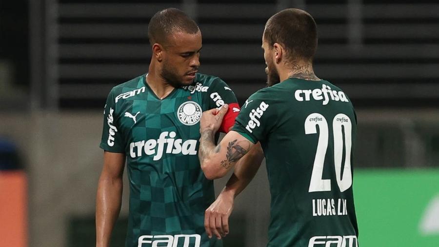 Danilo marca, Palmeiras bate Ferroviária e assume liderança do Grupo C - Imagem 1
