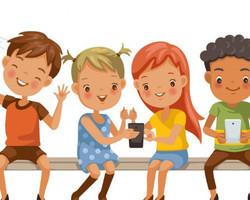 Criançada em destaque na tela da Rede Meio Norte, em nossa galeria de fotos especial!