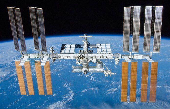 ISS (Foto: reprodução)