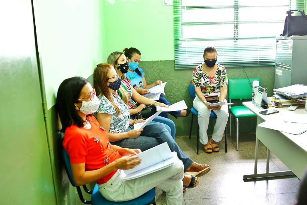 Conselho Municipal da Assistência Social realiza reunião  - Imagem 1