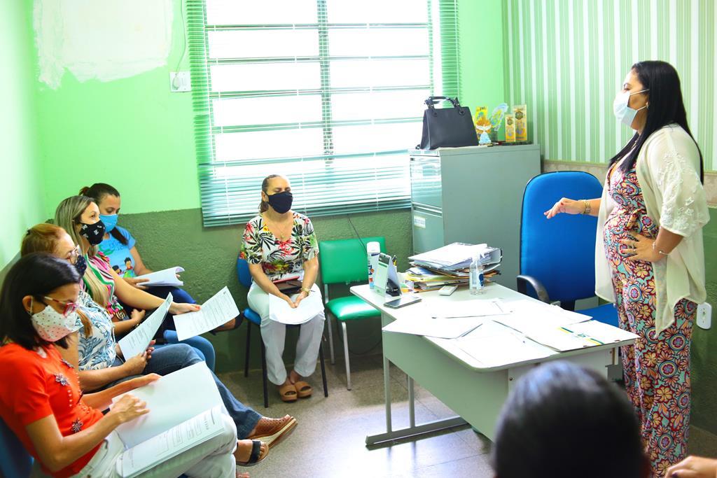 Conselho Municipal da Assistência Social realiza reunião  - Imagem 3