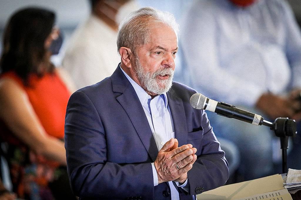 Ex-presidente Lula Foto: Amanda Perobelli/Reuters