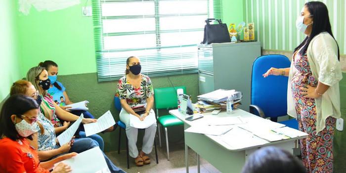 Conselho Municipal da Assistência Social realiza reunião