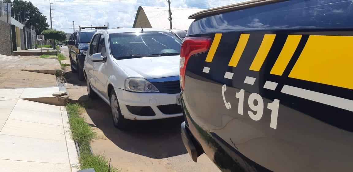 Empresário é preso pela PRF por crime de apropriação indébita em Picos- Foto: PRF