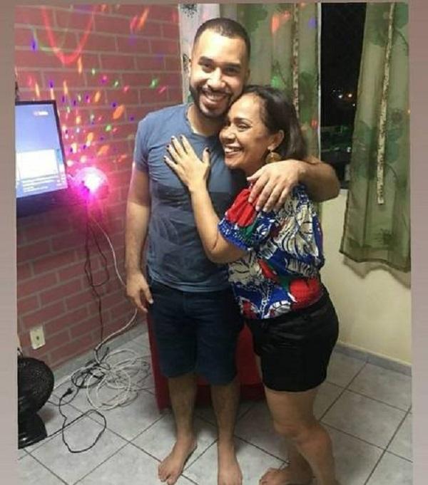 """Jacira Santana, mãe de Gil do """"BBB 21"""": indignada Foto: reprodução/ instagram"""