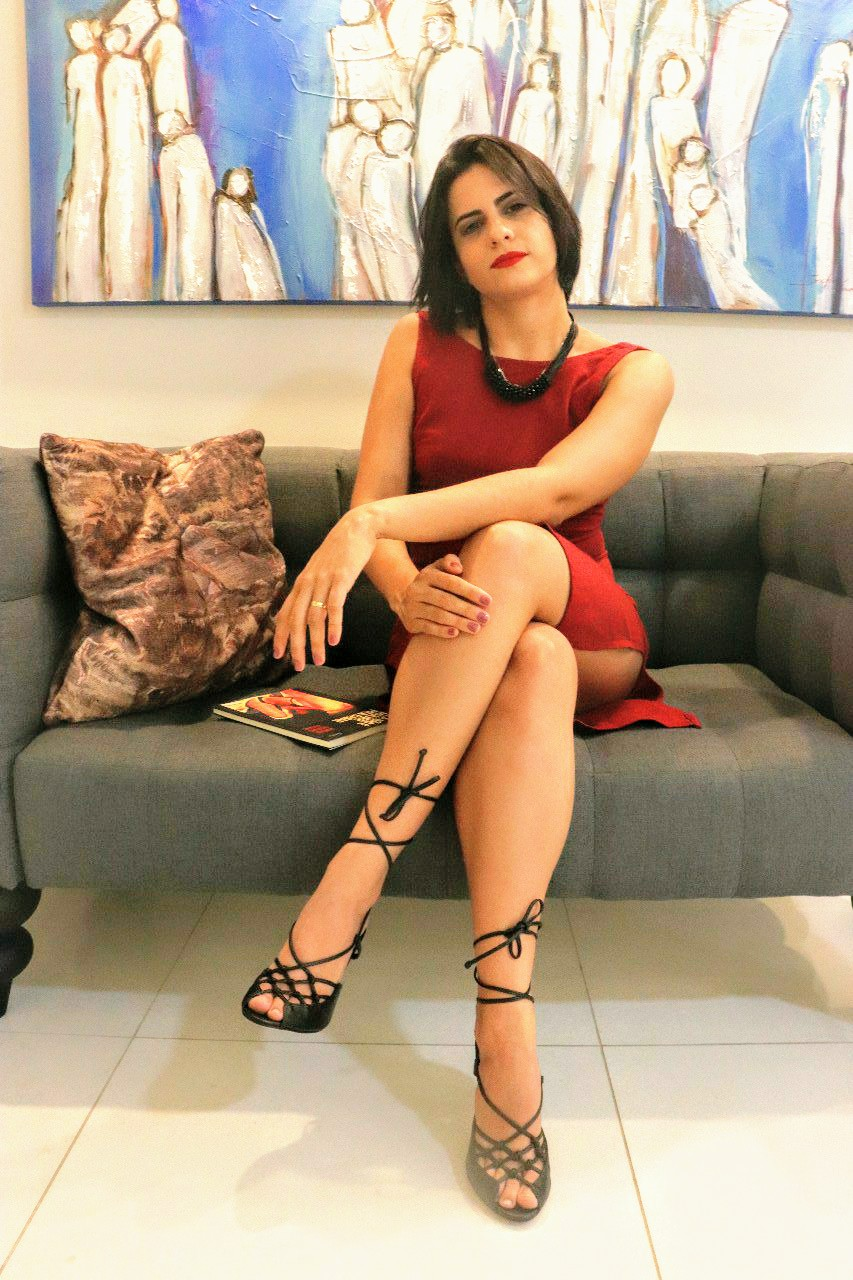 Vanessa Trajano tem a literatura como projeto e missão de vida - Imagem 2