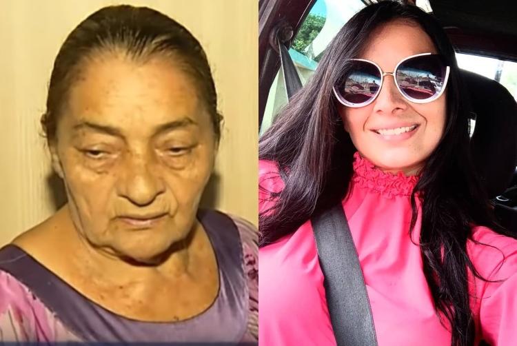 Mãe de Izadora Mourão foi indiciada como coautora do crime