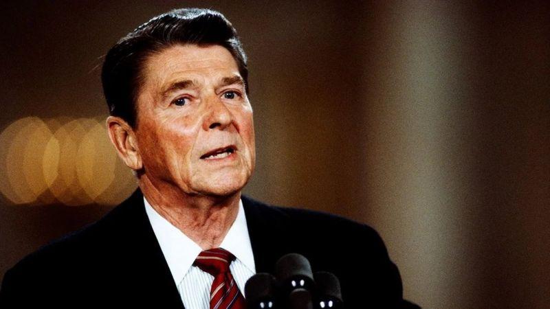Em 1984, Reagan era o presidente mais velho a governar os Estados Unidos até então