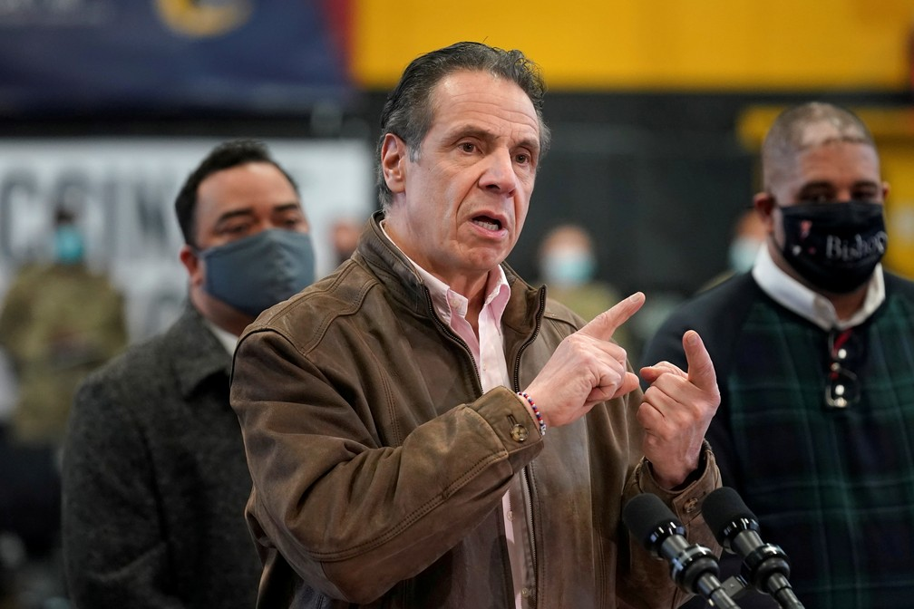 Governador de Nova York é acusado de assédio sexual Foto: Seth Wenig/Reuters