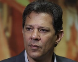 TV Meio Norte entrevista Fernando Haddad ao vivo hoje às 13:30h