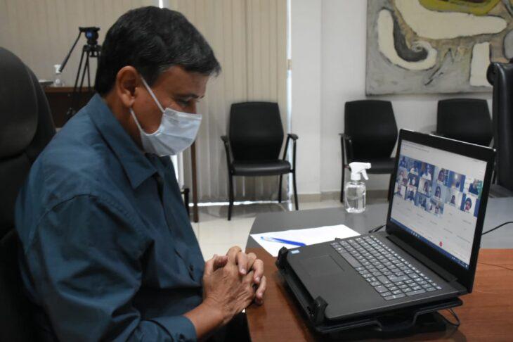 Wellington Dias vai manter medidas restritivas no Piauí (Foto: Ascom)