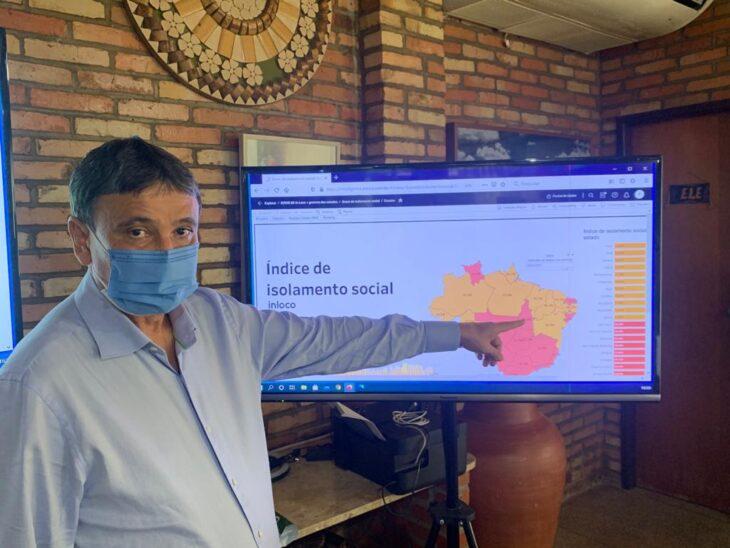 Governador Wellington Dias - Foto: Divulgação/Ascom