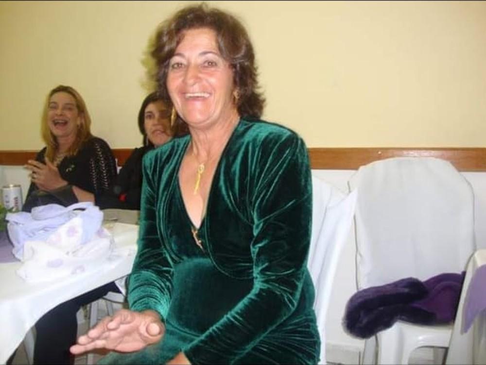 Maria de Fátima está internada na UTI