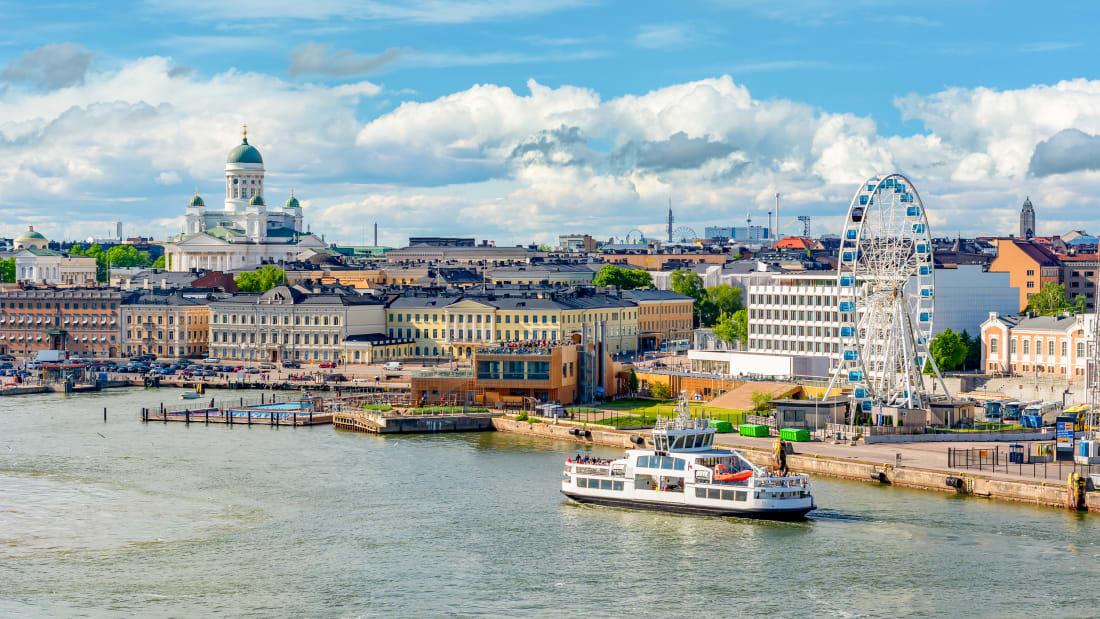 Finlândia (Foto: reprodução)
