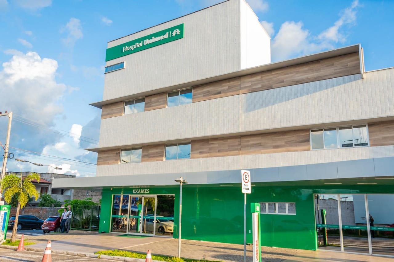 Hospital Unimed Privamera, na zona Norte de Teresina - Foto: Divulgação