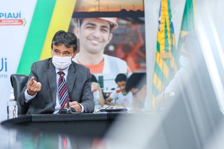 Wellington Dias espera uma resposta nessa semana do presidente norte-americano (Foto: Ascom Governo)