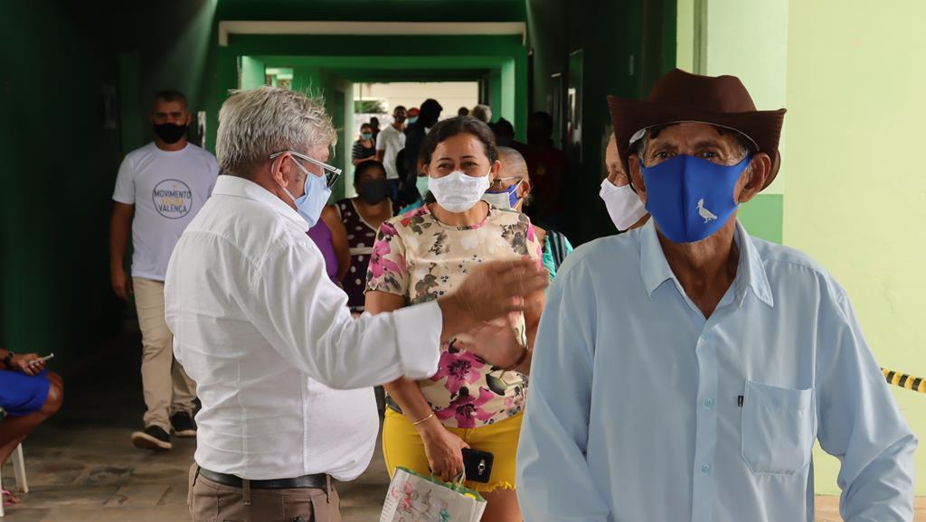 Valença do Piaui avança com vacinação de idosos entre 75 e 79 anos - Imagem 49