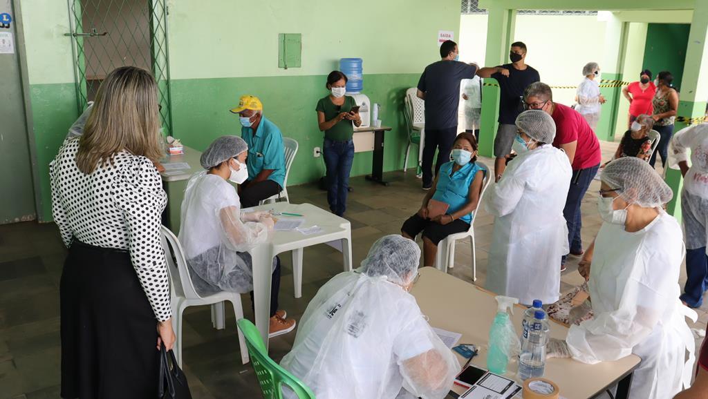 Valença do Piaui avança com vacinação de idosos entre 75 e 79 anos - Imagem 27