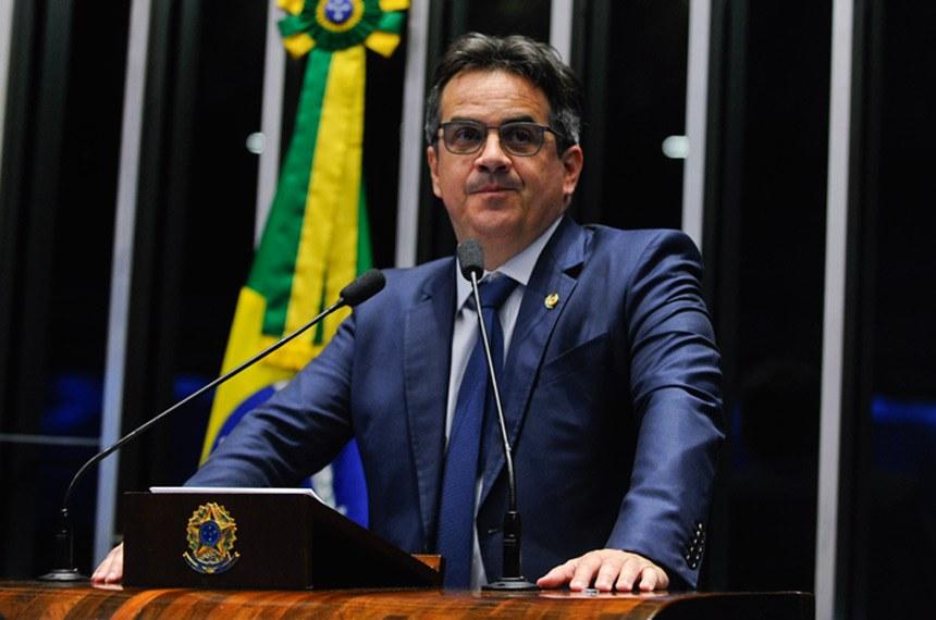 Senador Ciro Nogueira - Foto: Moreira Mariz/Agência Senado