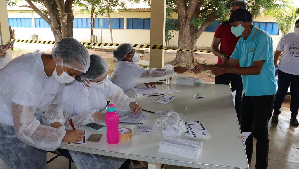 Valença do Piaui avança com vacinação de idosos entre 75 e 79 anos - Imagem 34